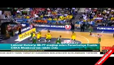 fenerbahce - Fenerbahçe Laboral Kutxa: 88-77 Basketbol Maç Özeti ( THY Avrupa Ligi Dörtlü Finali)