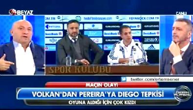 fenerbahce - Sinan Engin: Diego oyuna girmemeli