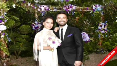 Megastar Tarkan, Pınar Dilek ile evlendi