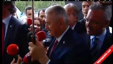 MKYK, Binali Yıldırım Başkanlığında İlk Kez Toplandı