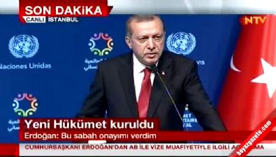Cumhurbaşkanı Erdoğan: Siyasette kimse boşta kalmaz