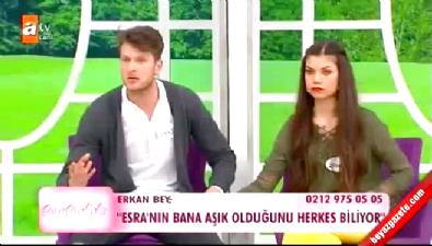 Esra Erol'da damat adayı Erkan ile Zahra çılgına döndü! Haberi