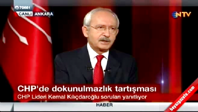 Kemal Kılıçdaroğlu HDP'ye yol gösterdi Haberi
