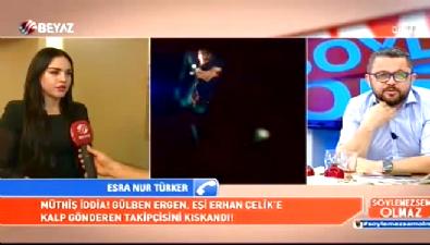 Esra Nur Türker'den 'Gülben Ergen' açıklaması Haberi