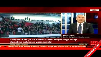 Metin Özkan: Yetki merkezdedir