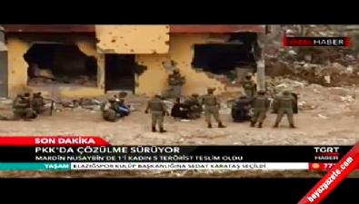 PKK'da çözülme sürüyor Haberi