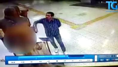 İzmir'deki çıplak heykele balyozlu saldırı Haberi
