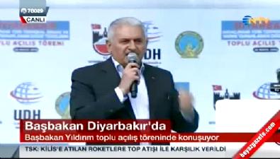 Binali Yıldırım'dan Diyarbakır Belediyesi'ne: Hesap soracağız