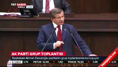 Davutoğlu: Sanal şarlatanlara izin vermeyeceğiz