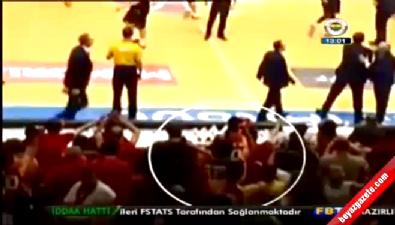 fenerbahce - Fenerbahçe tükürüğün videosunu yayınladı