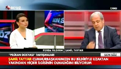Şamil Tayyar: Devletin zirvesinde görüş ayrılıkları yok değil Video