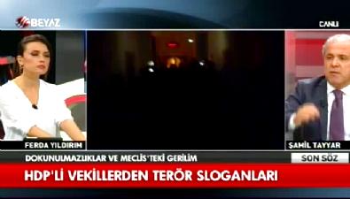 Şamil Tayyar savcıları göreve çağırdı Video