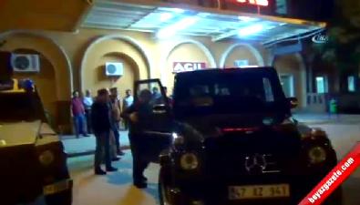Mardin'de bombalı saldırı Video