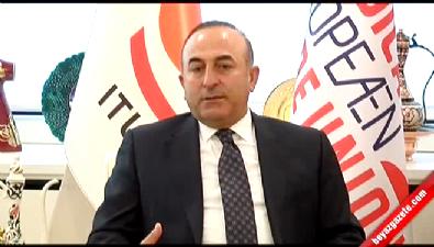 Dışişleri Bakanı Çavuşoğlu: AB vize için sözünde durmalı Haberi