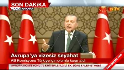 Cumhurbaşkanı Erdoğan: Bu milletin temsilcisi olmaya layık değiller Haberi
