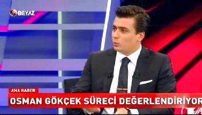 Osman Gökçek Ahmet Davutoğlu'nun konuşmasını değerlendirdi
