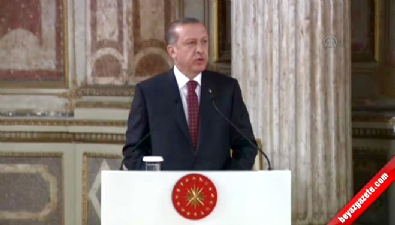 Erdoğan: Paralel yapıyla mücadelemizi kararlılıkla sürdüreceğiz