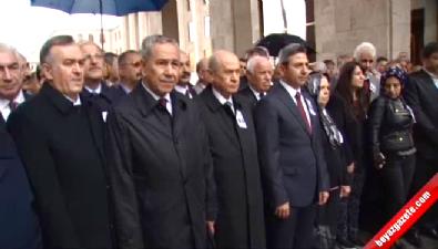Eski Milletvekili Durhan İçin TBMM'de Tören