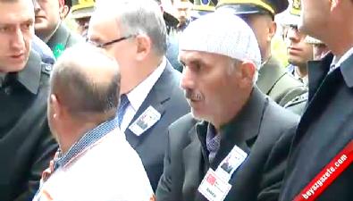 Ankara şehidini gözyaşlarıyla uğurladı