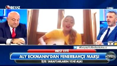 fenerbahce - Aly Eckmann'dan Fenerbahçe marşı