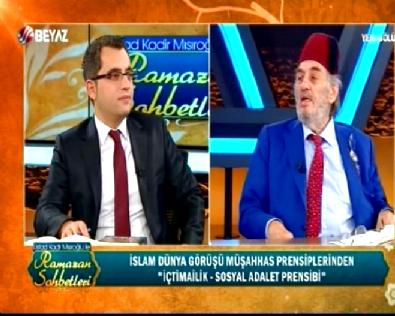 Üstad Kadir Mısıroğlu İle Ramazan Sohbetleri 24 Haziran 2016