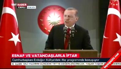 Cumhurbaşkanı Erdoğan İsrail'le ilgili konuştu