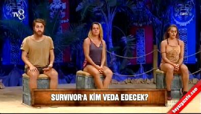 Survivor'da yarı finalist belli oldu İzle