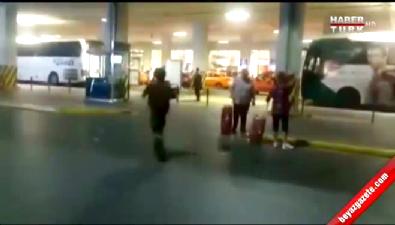 Atatürk Havalimanı'ndan ilk görüntüler
