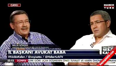 Melih Gökçek: Babam CHP ve İnönü'yü hiç sevmezdi İzle