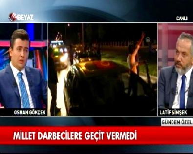 Latif Şimşek ile Gündem Özel Program Konuğu : Osman Gökçek