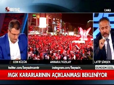 Latif Şimşek ile Gündem Özel 20 Temmuz 2016