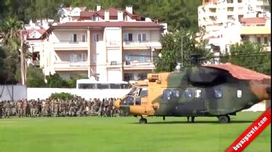 400 komando Marmaris'in dağlarında FETÖ'cü arayacak!