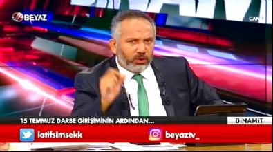 Hasan Celal Güzel'den Hakan Şükür'e: Hıyar