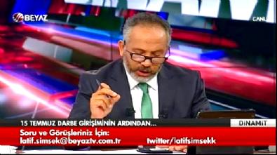 Latif Şimşek'ten canlı yayında şok FETÖ ihbarı