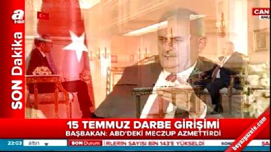 Başbakan Yıldırım TSK ile ilgili açıklamalarda bulundu
