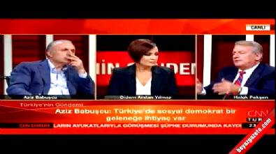 CHP'li Haluk Pekşen: Tam iktidar olacağız darbe oluyor İzle