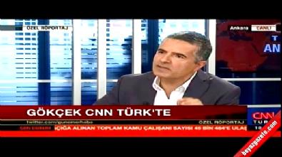 Melih Gökçek'ten Kılıçdaroğlu'na demokrasi nöbeti çağrısı
