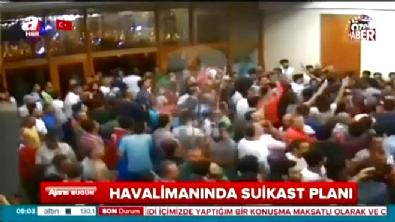 Cumhurbaşkanı Erdoğan'a 2'nci suikast planı