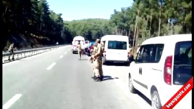 Erdoğan'a Suikast Timinde Yer Alan 3 Kaçak Sat Komandosu Yakalandı