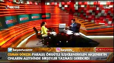 Osman Gökçek: Akşener FETÖ aleyhine tweet atamaz
