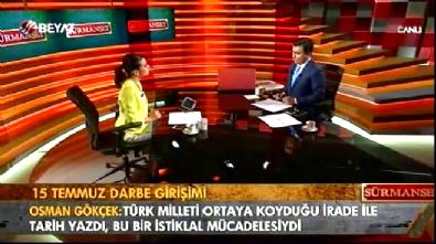 Osman Gökçek: FETÖ'ye tek laf etmeden darbeyi kınıyorlar