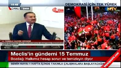 Adalet Bakanı Bozdağ'dan Gülen'e: Çık gel