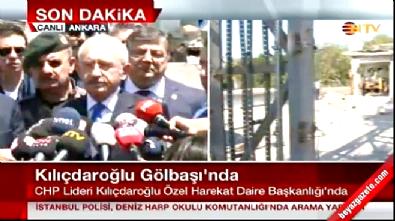 Kılıçdaroğlu'dan Özel Harekatçılara ziyaret Haberi