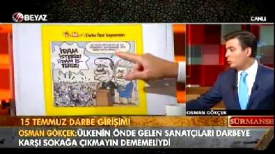 Osman Gökçek: Bu halk niye idam istiyor biliyor musun Leman Dergisi? Video
