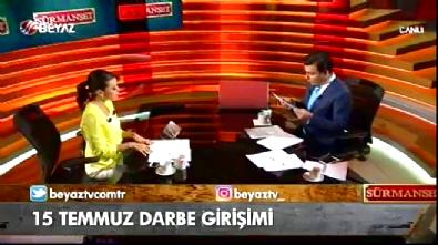 Osman Gökçek darbenin belgesini gösterdi Video
