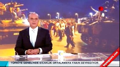 İstanbul Emniyeti'nde 15 Temmuz gecesi