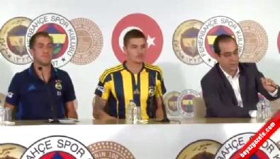 fenerbahce - Neustadter, Fenerbahçe'ye İmzayı Attı