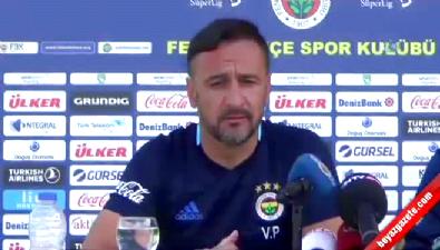 fenerbahce - Vitor Pereira: Futboldan anlamıyorlar