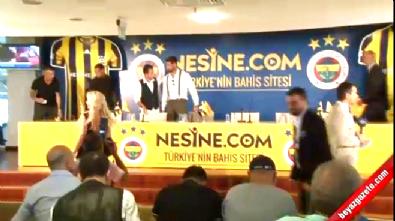 fenerbahce - Fenerbahçe'nin yeni forma sponsoru Nesine.com oldu