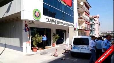 Ankara'da silahlı çatışma! Yaralılar var
